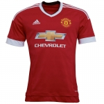 MUFC Manchester United Home Shirt Real Red